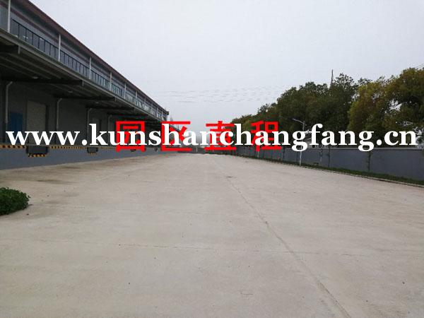 昆山陆家新建仓库出租 面积13350平米