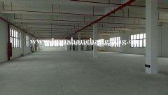 城北全新机械厂房出租6000平米