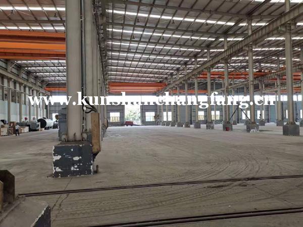 昆山高新区35000平米机械厂房出租