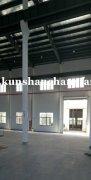锦溪全单层高12米带行车新厂房出租