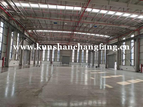 昆山高新区独栋2500平米单层火车头 丙二类厂房