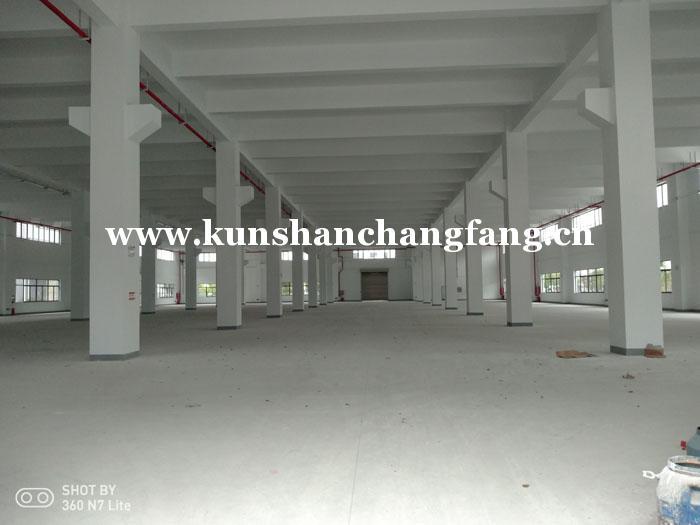 周市原房东全新厂房 单层机械厂房,双层标准厂房出租