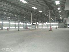 千灯单层机械厂房6288平米 六栋 出租