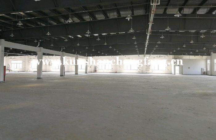 锦溪独院木制品厂房出租 大小可分租 昆山木制品厂房出租