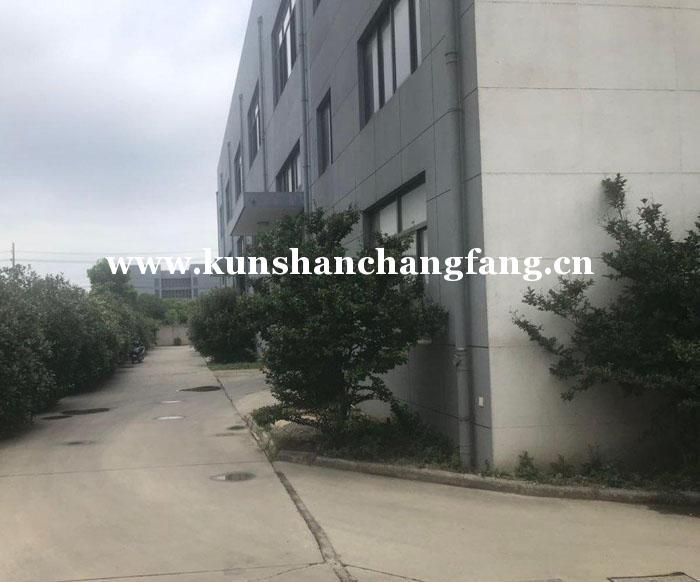 陆家独门独院4500平米厂房出租