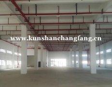 蓬朗新建三层标准厂房出租36500平米 可分组