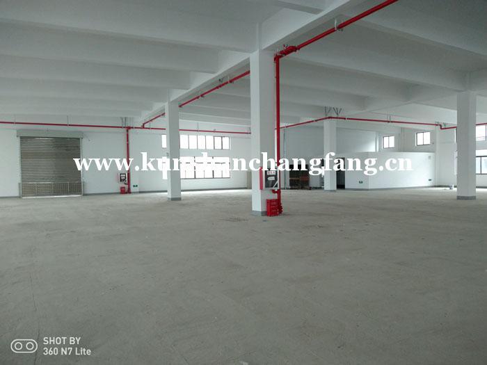 独栋8000平米双层厂房出租 原房东