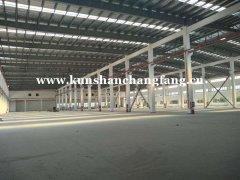 10000平米单层机械厂房出租 全新