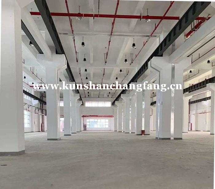 高新区全新厂房丙二类厂房 有牛腿 5000平米 独栋