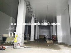昆山张浦冷库出租 47000平米
