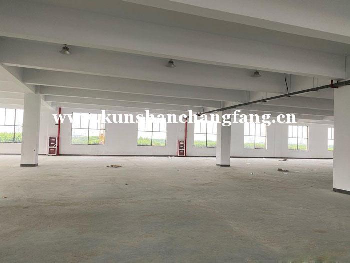 蓬朗三楼丙类厂房出租 面积2860