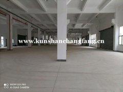 淀山湖双层标准厂房出租 18000平米