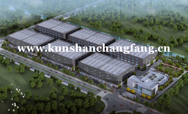 昆山开发区12万平米全新厂房出租