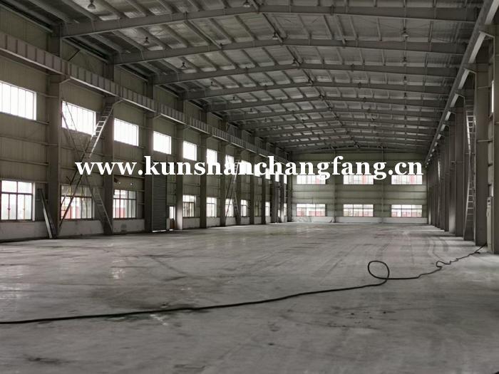 张浦独栋5500平米单层厂房出租,