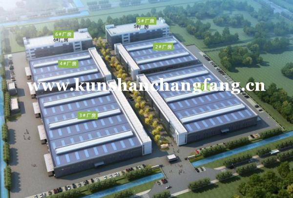 太仓单层厂房出租 园区总面积77000平米 可分租