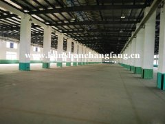 昆山巴城47亩国土 11000平米单层厂房出售