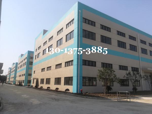 昆山城西高新区独栋双层3800平米 科技园厂房出租