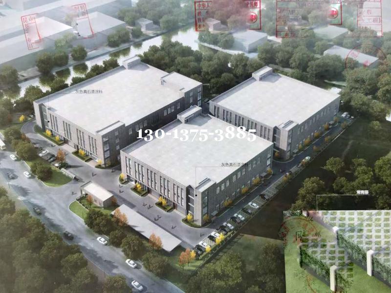 昆山巴城独院2万平米双层厂房出租