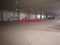 昆山开发区独院34000平米厂房出租 可分租