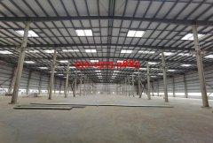 上海稀缺层高12米单层厂房出租 45万平米