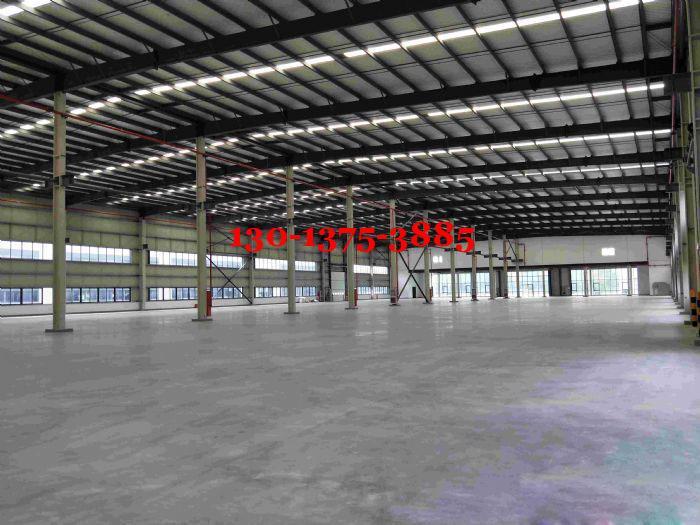 周市单层4400平米独栋厂房出租