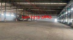 陆家独院5200平米单层厂房 有天然气